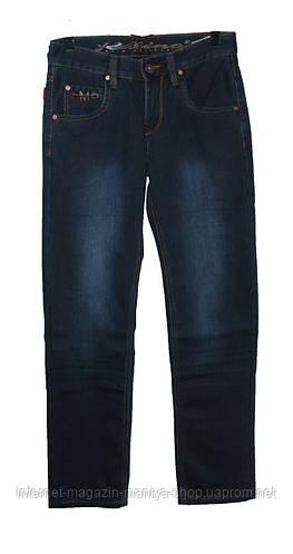 Мужские джинсы флис