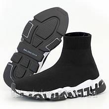 Мужские кроссовки в стиле Balenciaga Speed Trainer, черный, Вьетнам 42