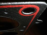 Прокладка головки цилиндров 477F-1003080 двигателя 477f Форза. НЕоригинальная прокладка ГБЦ Forza / Чери, фото 1
