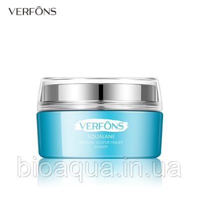 Омолаживающий крем для лица Verfons Squalane Muscle Source Repair Cream cо скваланом 50 g