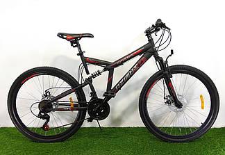 Горный двухподвесный велосипед Azimut Dinamic 26 GD