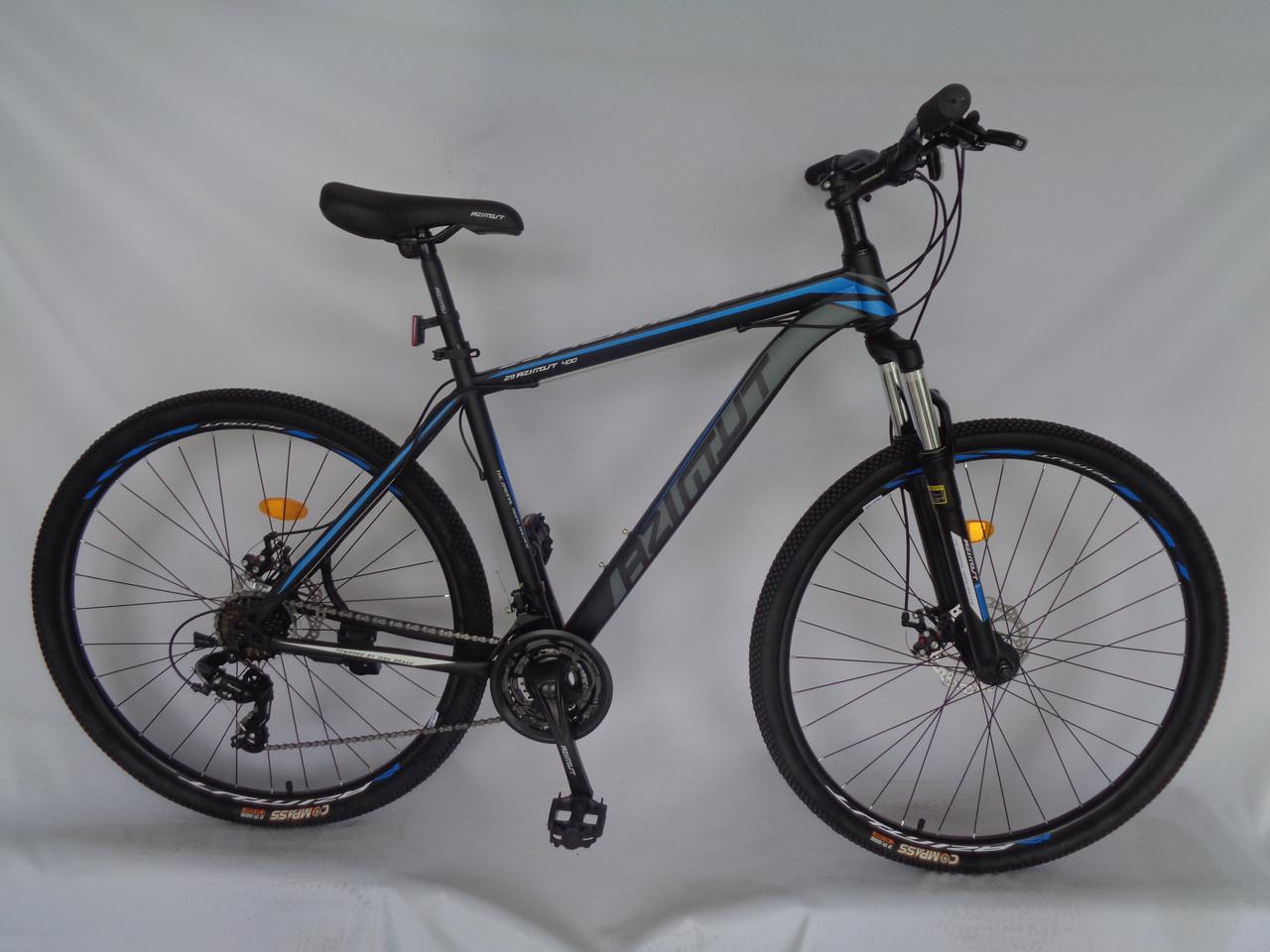 """Горный велосипед Azimut 26"""" GD+"""