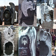 Памятники із ангелом