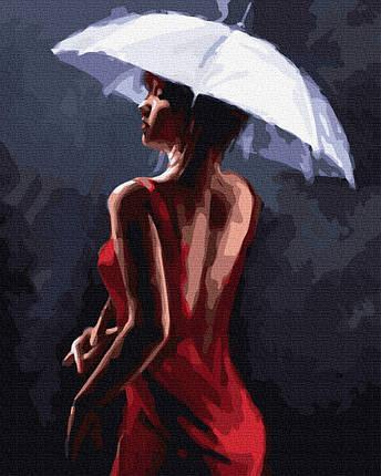 Леди под зонтиком, фото 2