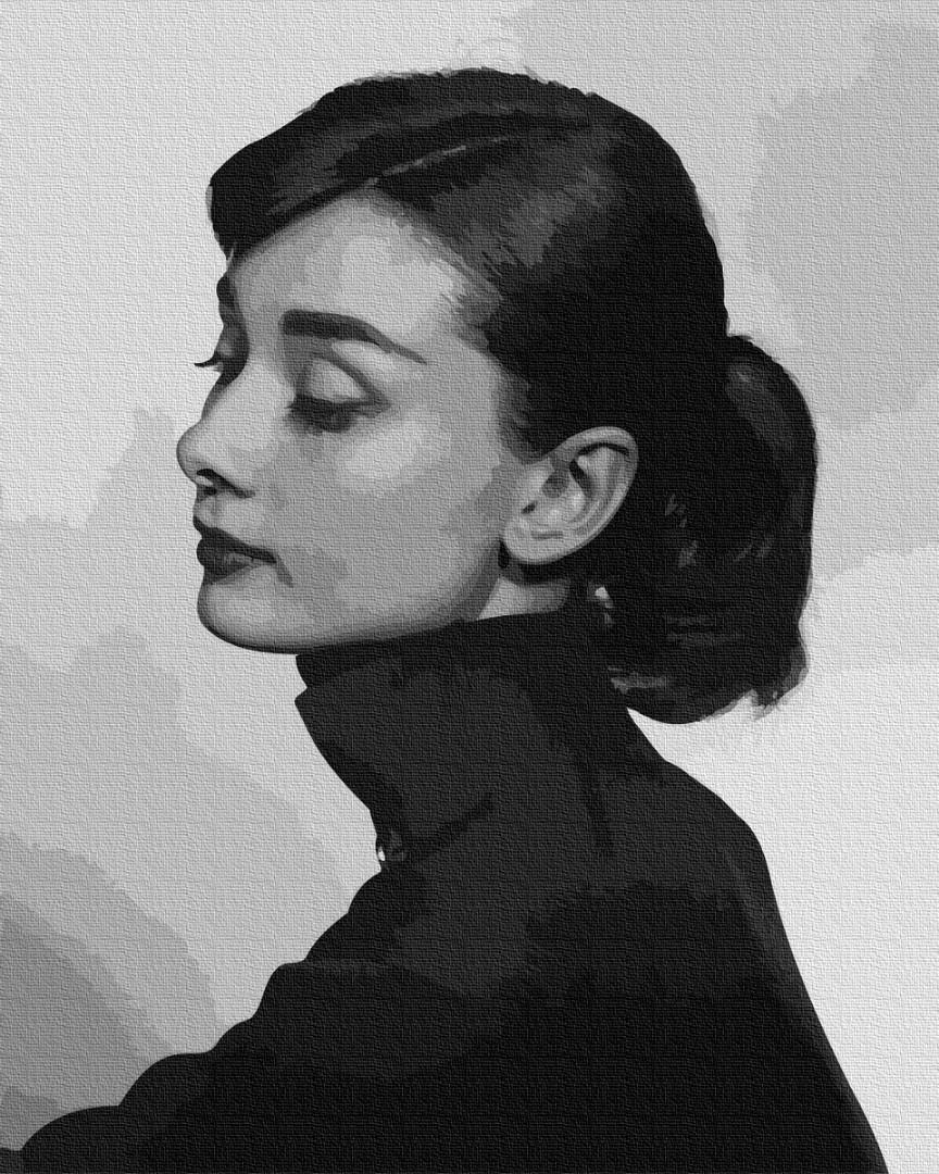 Одрі Хепберн в об'єктиві камери