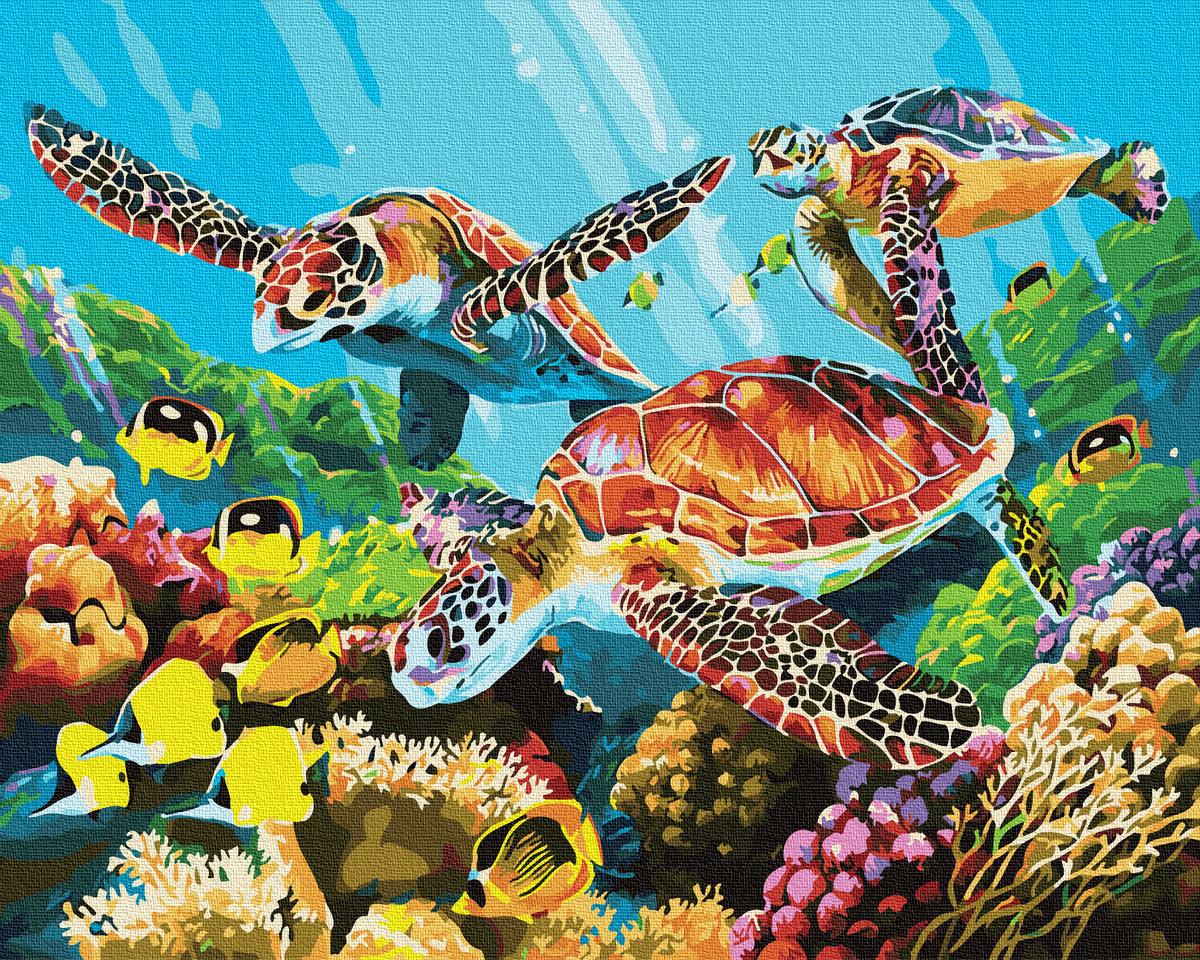 Яскравий підводний світ
