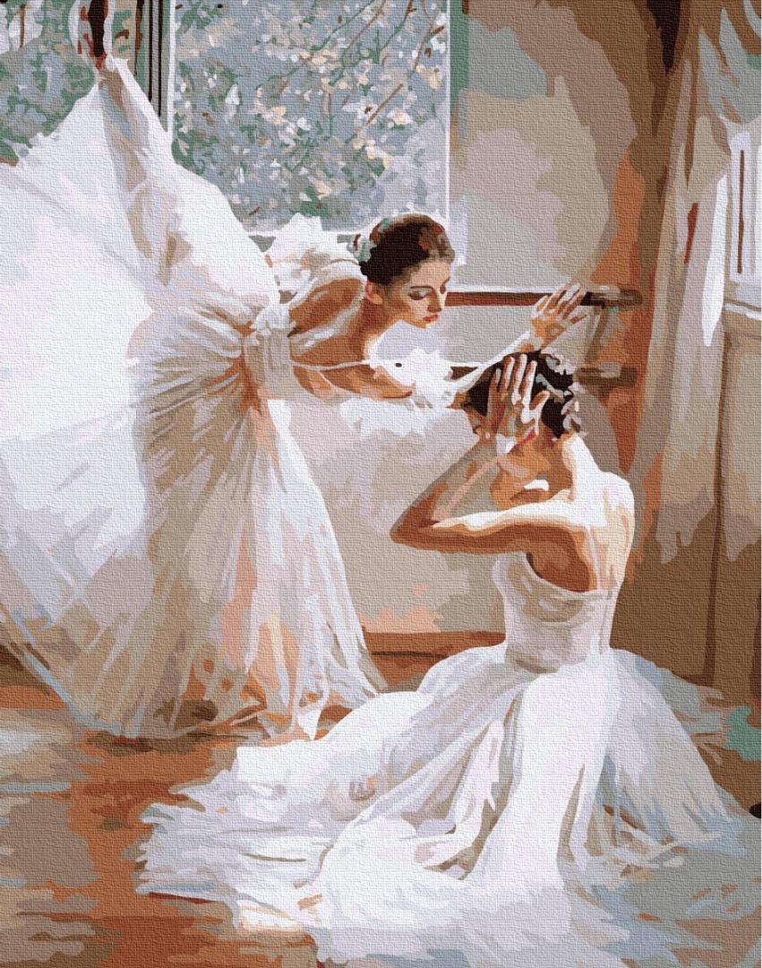 Воздушные балерины