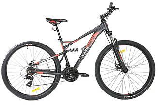 Горный двухподвесный велосипед Crosser Stanley 26 ( 16,5 рама)
