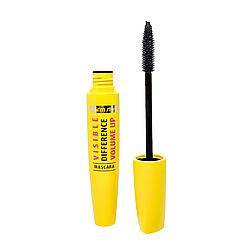 Об'ємна туш для вій з натуральними компонентами FarmStay Visible Difference Volume Up Mascara