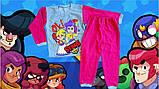 Пижама байка Бравл Старс BrawlStars на девочку, фото 2