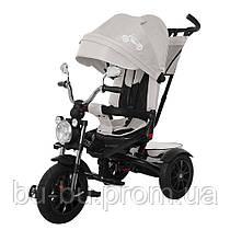 Велосипед триколісний TILLY TORNADO T-383 Сірий /1/