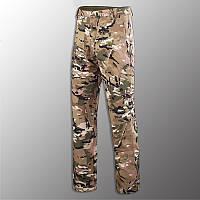 """Штаны Soft Shell утепленные """"Esdy. 190"""" (Multicam) тактические, брюки полиции, теплые, карго"""