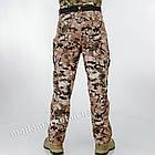 """🔥 Штаны Soft Shell утепленные """"Esdy. 190"""" (Multicam) тактические, брюки полиции, теплые, карго, фото 4"""