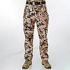 """🔥 Штаны Soft Shell утепленные """"Esdy. 190"""" (Multicam) тактические, брюки полиции, теплые, карго, фото 3"""