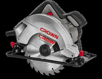 Циркулярная пила CROWN CT15187-165