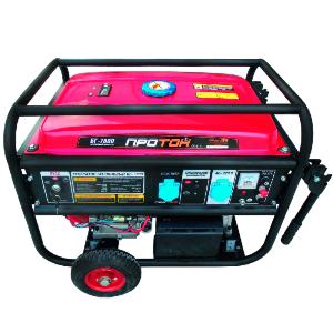Генератор бензиновый Протон БГ-7800