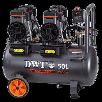 Безмасляный компрессор DWT K26-50 OA-CU