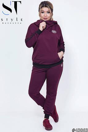 Женский спортивный костюм 43863, фото 2