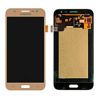 LCD Samsung J500H/J5 + touch Gold Copy