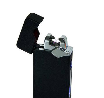 Електрозапальничка Lighter Classical Fashionable матова, електроімпульсна запальничка   електро запальничка