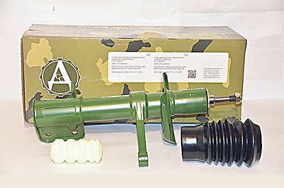 Стойка передняя правая (масляная / стойка в сборе / разборная) на ВАЗ 2170 Priora