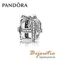 Pandora Шарм ПОДАРОК 791766CZ серебро 925 Пандора оригинал