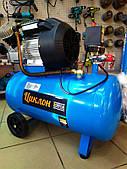 Воздушный компрессор Циклон, Procraft 50V-2 (50 л, 2-х поршневой)
