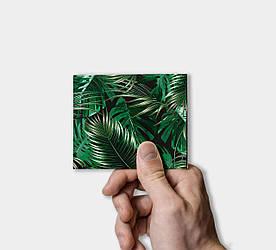 Кошелек Paper Lab Leaf   Tyvek