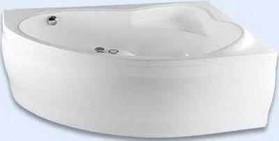 EUROPA ванна 170*115см, правая, с рамой
