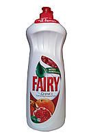 Средство для митья посуды Fairy Granat -1 л.