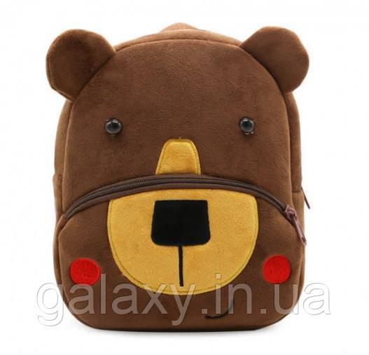 Рюкзак детский Мишка для мальчика