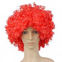 Парик Клоуна красный M32-203773