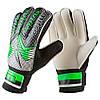 Воротарські рукавички World Sport Latex Foam Mitre, зелений, р. 9 SKL11-280994