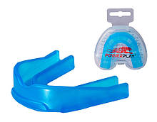 Капа боксерська PowerPlay 3307 SR Синя M24-143894