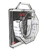 Капа боксерська Opro Junior Snap-Fit Ufc Hologram White M24-277202, фото 6