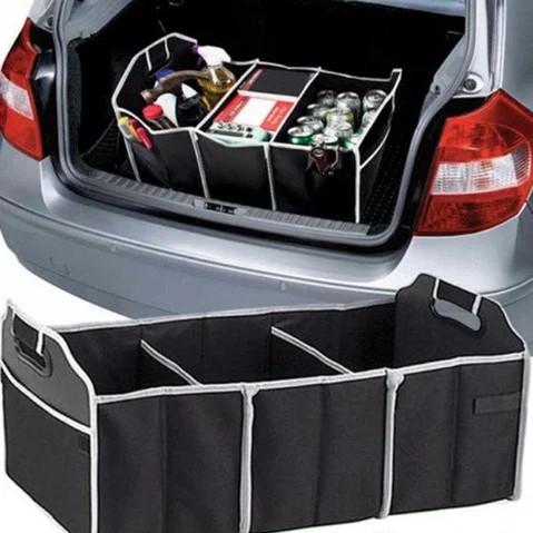 Сумка органайзер в багажник Car Boot Organizer (Складаний) M11-276392