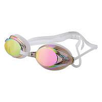 Очки для бассейна белые Speedo Legend 1702 SKL11-282813