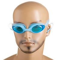Очки для бассейна голубые Speedo 8802 SKL11-282826