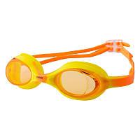 Очки для бассейна детские желтые Speedo 1300 SKL11-282828