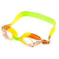 Очки для бассейна детские и подростковые оранжевые Sainteve 4600 SKL11-282837