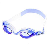 Очки для бассейна детские и подростковые синие Sainteve 4600 SKL11-282841