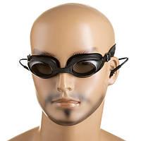 Очки для бассейна черные Speedo 8802 SKL11-282863