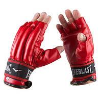 Перчатки шингарты красные р.M Everlast DX SKL83-281444