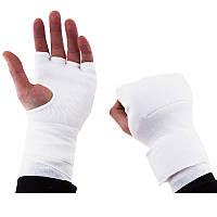 Перчатки-бинты World Sport внутренние силикон-гель размер L SKL83-281451