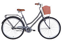 """Велосипед 28"""" Dorozhnik TOPAZ 2021 (черный (м))"""