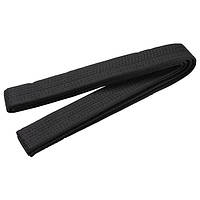 Пояс для кимоно World Sport черный 280 см SKL83-281532