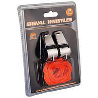 Свисток World Sport сигнальный металл 2 шт SKL83-281641