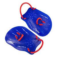 Лопатки для плавания World Sport синие Cima SKL83-282367
