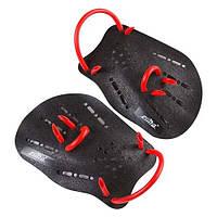 Лопатки для плавания World Sport черные Cima SKL83-282371