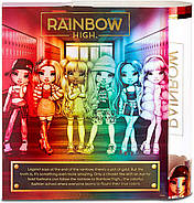 Лялька Санні Медісон Мосту Хай Rainbow Surprise Rainbow High Оригінал MGA, фото 5
